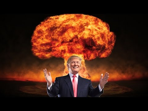 Trump Vows Nuclear Arms Race