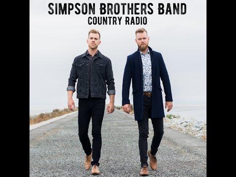 Simpson Brothers Band - Country Radio  Lyric
