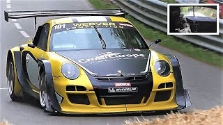 How to Drive a 600+Hp Porsche 911 GT2 on Wet Conditions ...