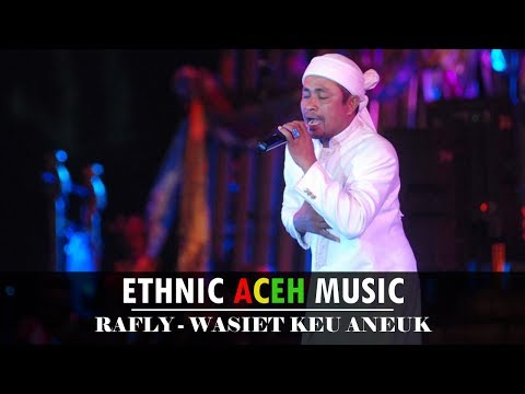 Ethnic Aceh Music - Wasiet Keu Aneuk - Rafly Kande