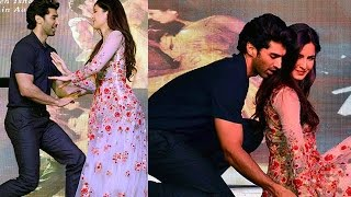Pyar Ki Ek Kahani Suno - Aditya Roy Kapoor & Katrina Kaif Valentines Day Performance