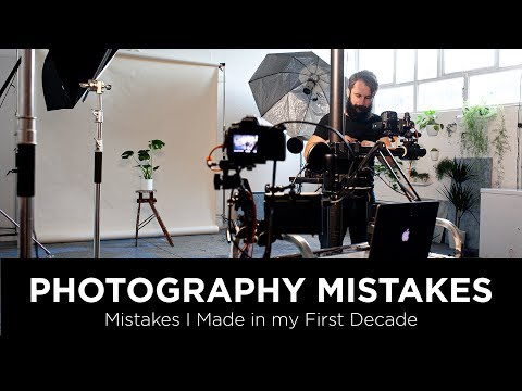 Beginner Photography Mistakes that I made –  photography tips
