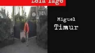 Lola Lago 1 Bloopers
