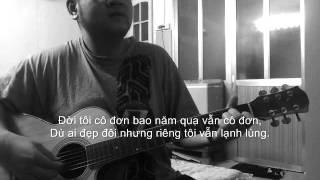 Đời tôi cô đơn (Guitar cover) - Jonathan Nguyen - Sáng tác: Đài Phương Trang