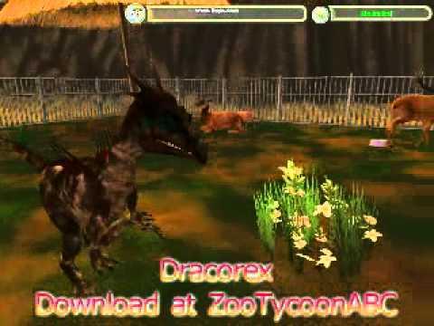 Zoo Tycoon 2 Paranoia Animals