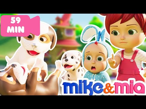 Lost My Puppies   Songs for Babies   Learn Numbers for Kids