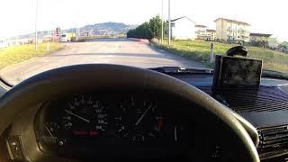 Bmw 520 E34 Acceleration