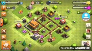 #3 - Clash of clans - começando uma vila do zero
