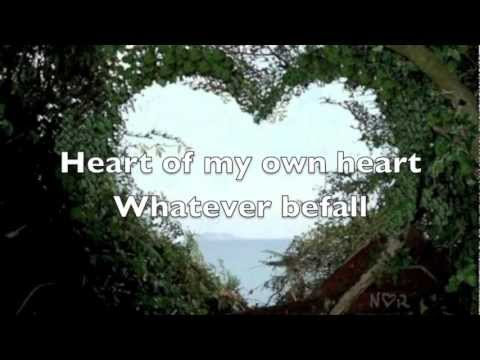 Be Thou My Vision (Irish Hymn with lyrics) sung by Catherine Lovett