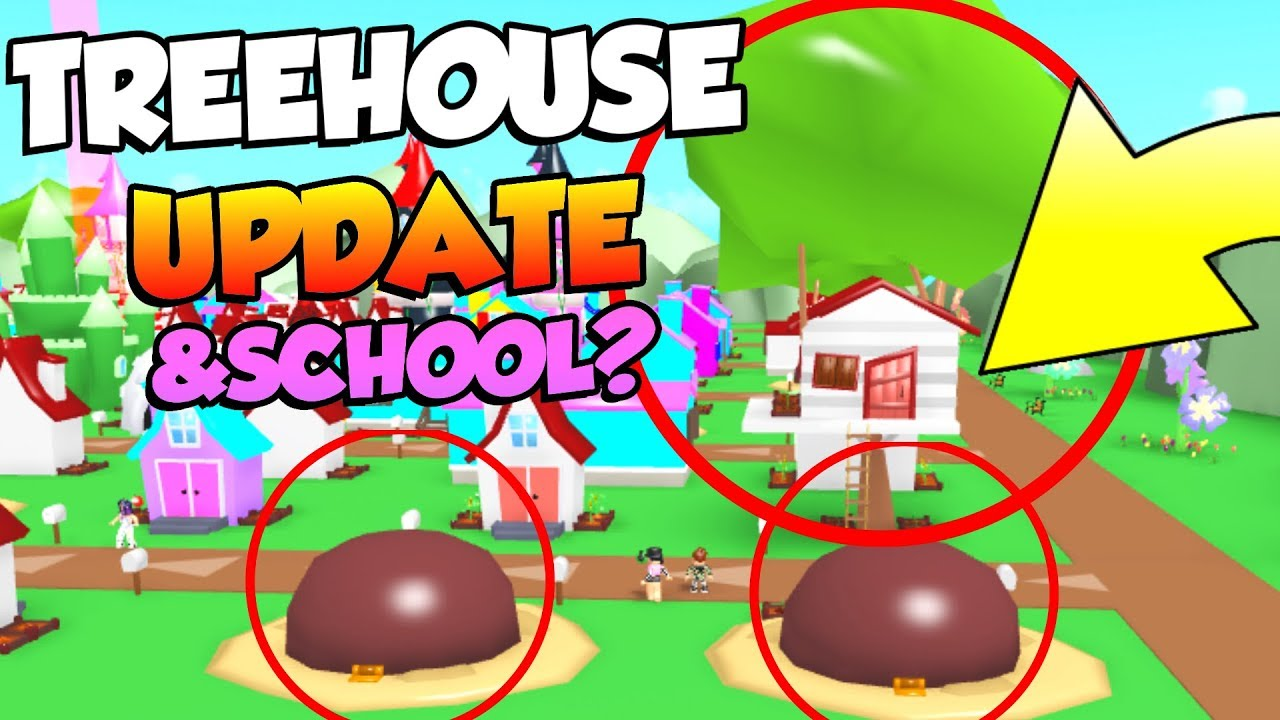 New Treehouse Rock Estate In Roblox Meep City School Youtube