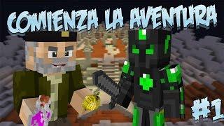 COMIENZA LA AVENTURA!! - EL TEMPLO DE NOX - MAPA DE AVENTURAS Willyrex Y sTaXx