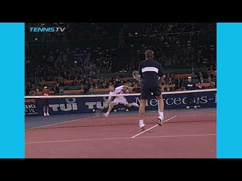 TOP 10 BEST ATP FINALS SHOTS & RALLIES: 1990-1999