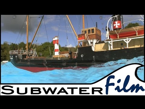 KYLE RHEA | Coastal steamer of the 20th - rc Modellbau LIVE