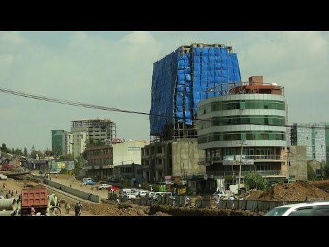 Building boom offers hope to Ethiopia's economic growth