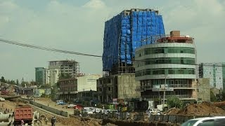 Building boom offers hope to Ethiopia