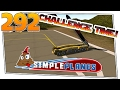 Simple Planes #292 - Challenge Time! Waffensysteme 3 | Let's Play Simple Planes german deutsch HD