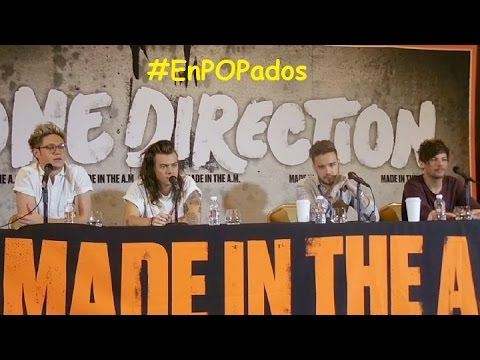 Download ONE DIRECTION Conferencia de prensa México COMPLETA #MadeInTheAM #1DPremiosTelehit #EnPOPados #1DMX