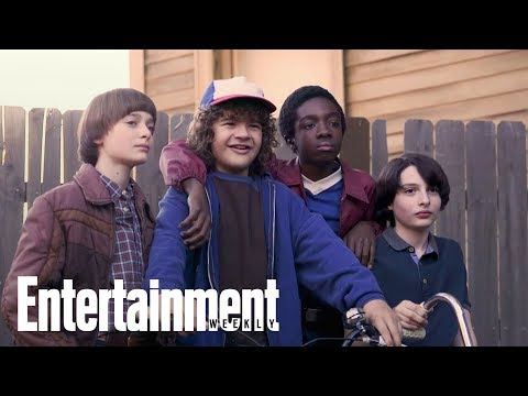 Stranger Things 2 Returns To The Upside Down With New Monsters | Cover Shoot | Entertainment Weekly