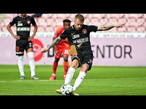 Midtjylland Nordsjaelland Goals And Highlights