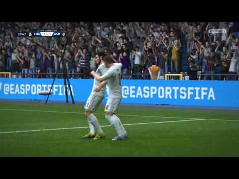 FIFA 16 Carriere Manager   Monaco   Real vs Monaco   Aller