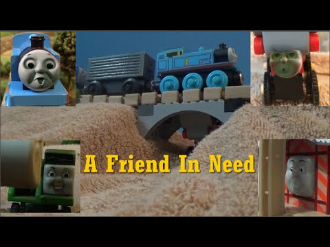 A Friend In Need US  MA Remake