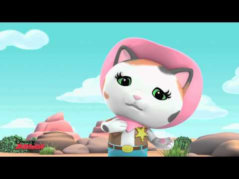 Sheriff Callie | Sparky's Rival Song | Disney Junior UK