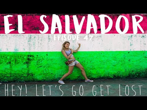 Travel El Salvador | SOLO FEMALE TRAVELER | Ep. 47 | Volcano Santa Ana