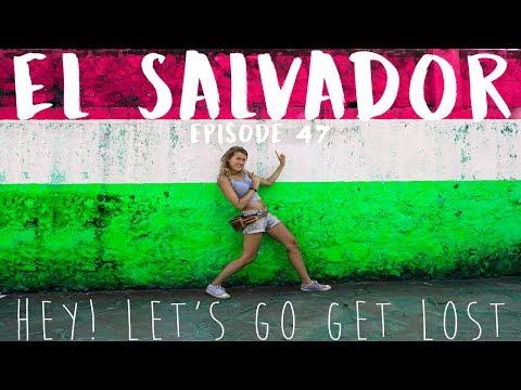 Travel El Salvador   SOLO FEMALE TRAVELER   Ep. 47   Volcano Santa Ana
