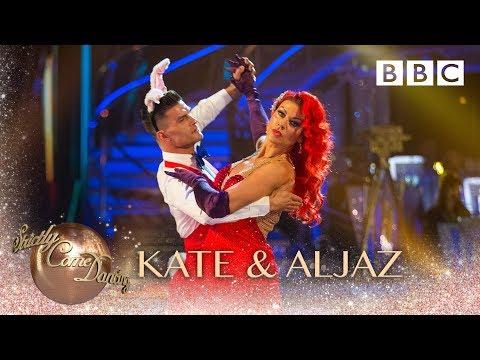 Kate Silverton & Aljaz Skorjanec Foxtrot to 'Why Don't You Do Right' - BBC Strictly 2018