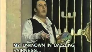 Carlo Bergonzi. Recondita armonia. Tosca.