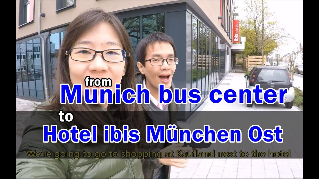 gonoguide ss1 ep57 flixbus munich bus center zob hotel ibis m nchen. Black Bedroom Furniture Sets. Home Design Ideas
