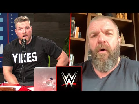 Triple H Talks How The WWE Is Fighting Through The Coronavirus