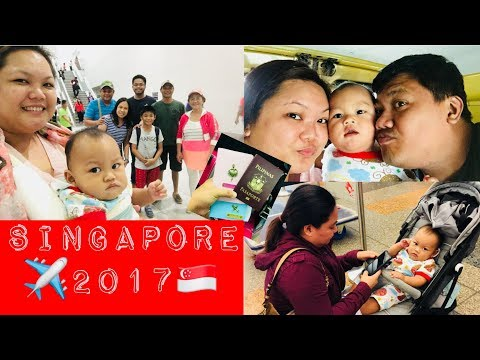 VLOG #6 - HIGHLIGHTS OF OUR SINGAPORE 2017 | GOING HOME FROM SG TO PH | Cindy Barredo