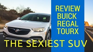 [HOT!!! 2018]  Buick Regal TourX First Drive Review