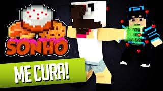 Minecraft : O Sonho! #74 - Me cura!