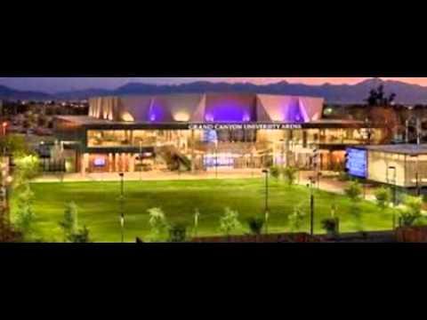 Grand Canyon University Campus Youtube