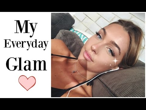 My Everyday Glam | Sammy Robinson