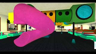 Roblox Chuck E Cheese's Tour
