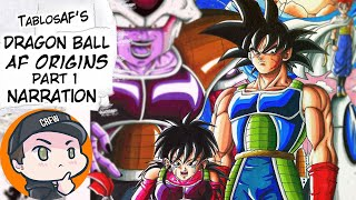 Goku's Twin Brother??   Dragon Ball AF Origins   PART 1