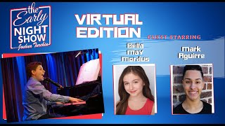 S2 Ep12 The Early Night Show (Bella May Mordus and Mark Aguirre) #withme