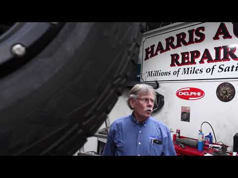 Harris Auto Repair Vehicle Maintenance to fit your budget