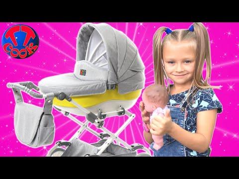 Посылка для Ярославы! Коляска для Куклы Реборн Видео для детей
