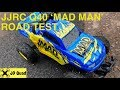 JJRC Q40 Mad Man Scale 1:12 RC Truck Short Course Road Test