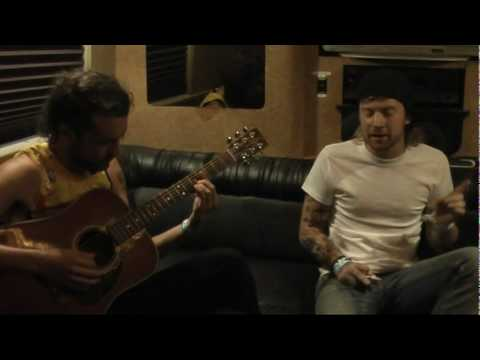 Emarosa - A Toast to the Future Kids [Absolutepunk Backstage Sessions]