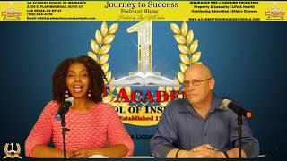 1st Academy School of Insurance Podcast w/ Lisa McCombs interview Scott Phillips