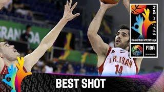 Iran v Serbia - Best Shot - 2014 FIBA Basketball World Cup