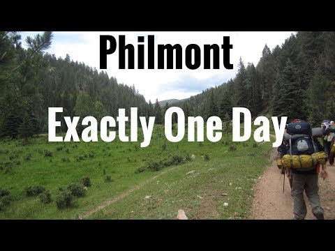 Philmont - Exactly One Day