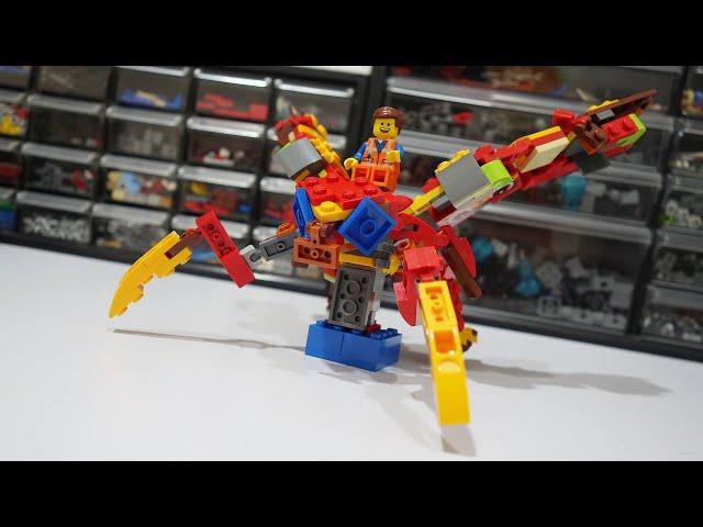 LEGO ALTERNATE BUILD
