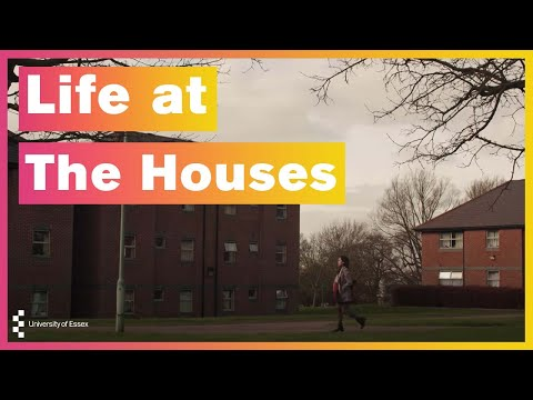 Life at The Houses - University of Essex Accommodation Colchester Campus