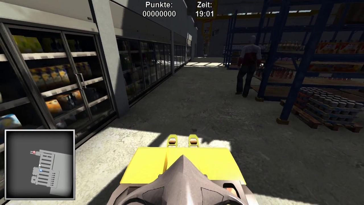 gabelstapler simulator demo